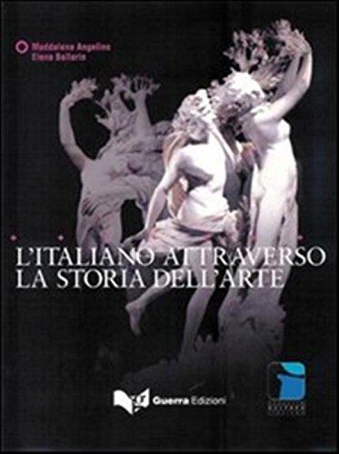 9788877159304: Progetto Cultura Italiana: L'Italiano Attraverso LA Storia Dell'Arte