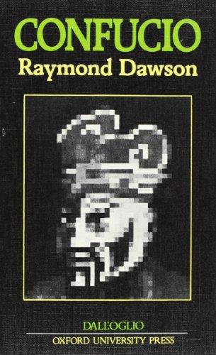 Confucio.: Dawson,Raymond.