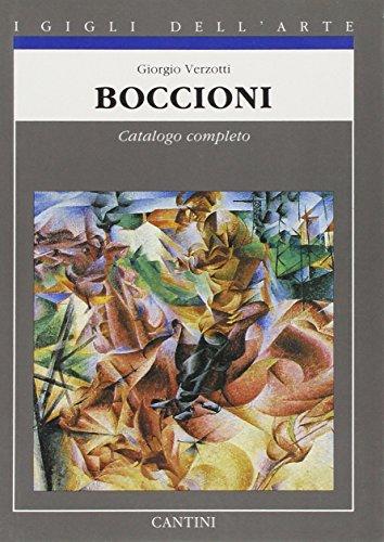 9788877370556: Boccioni. Catalogo completo dei dipinti