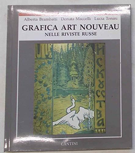 Grafica Art Nouveau Nelle Riviste Russe (Album: Alberta Brambatti, Donata