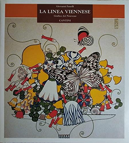 9788877370938: Linea Viennese. Grafica Art Nouveau.