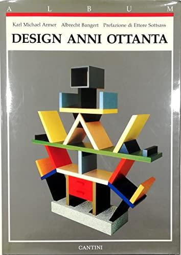 9788877371362: Design Anni Ottanta