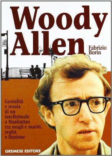 Woody Allen.: Borin,Fabrizio.