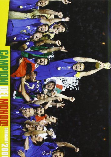 9788877425065: Campioni Del Mondo 2006. Manifesto