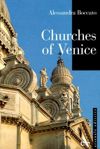 9788877432018: Churches of Venice (I Piccoli Di Arsenale)