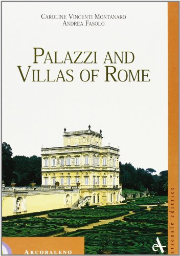 9788877432735: Palaces and villas of Rome