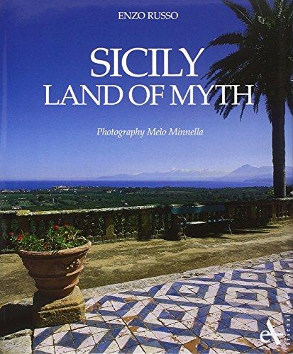 9788877432919: Sicily. Land of myth [Lingua Inglese]