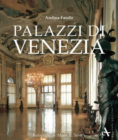 9788877432940: Palaces of Venice