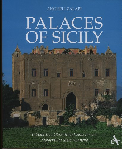 9788877432971: Palaces of Sicily