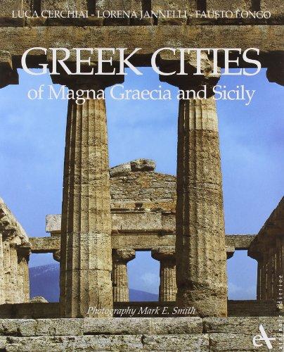 9788877432995: Greek cities of Magna Graecia and Sicily (Storia e archeologia)