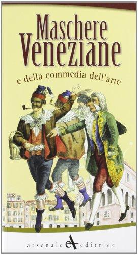 9788877433640: Maschere veneziane