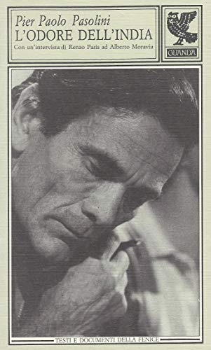 L'odore dell'India.: Pasolini,Pier Paolo.