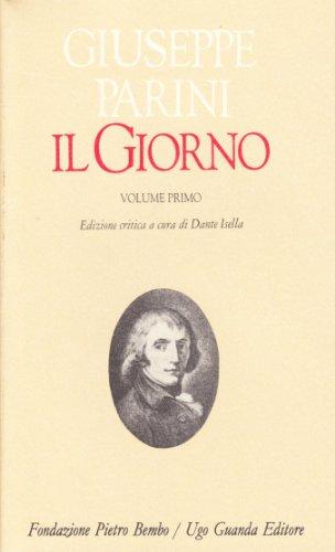 Il giorno (Biblioteca di scrittori italiani) (Italian: Parini, Giuseppe