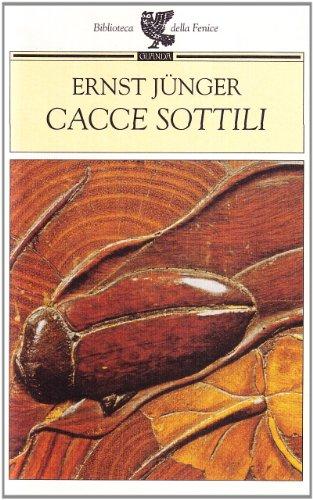 Cacce sottili (8877468777) by Ernst Jünger