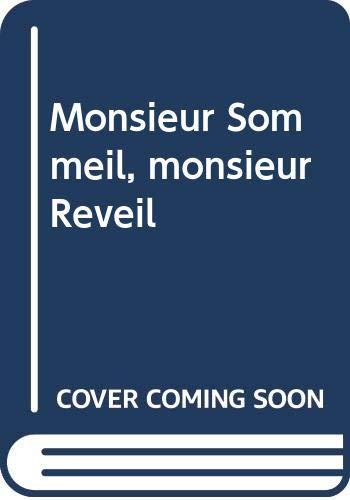 9788877473806: Monsieur Sommeil, monsieur Réveil