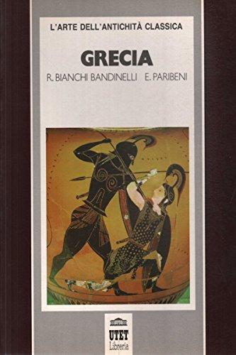 9788877501837: L'arte dell'antichità classica. Grecia (Vol. 1)