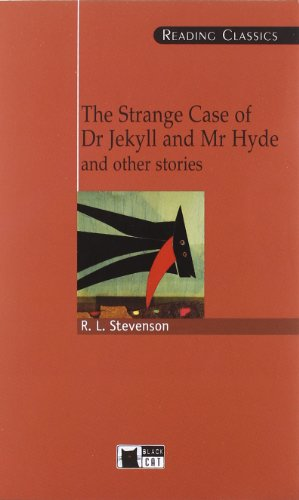 THE STRANGE CASE OF DR JEKYLL MR: STEVENSON LIVRE+CD