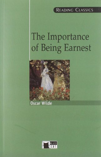THE IMPORTANCE OF BEING EARNEST LIV + CD: WILDE OSCAR