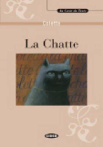 9788877541635: CT.LA CHATTE+CD: La Chatte - livre & CD