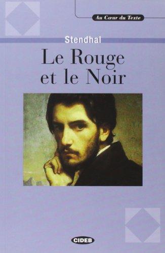 9788877541680: Au coeur du texte: Le Rouge et le Noir - livre & CD