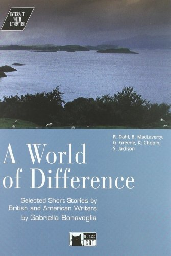 9788877542687: World of Difference+cd (Interact with Literature)