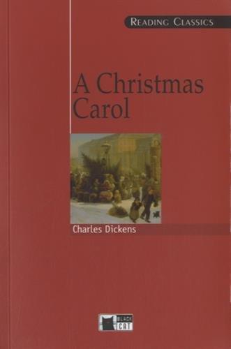 A CHRISTMAS CAROL LIVRE+CD: DICKENS CHARLES