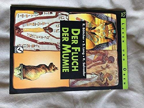 9788877542861: Der Fluch Der Mumie (Lesen & Uben)
