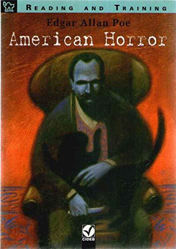 American horror. Con audiocassetta (Reading and training): Poe, Edgar Allan
