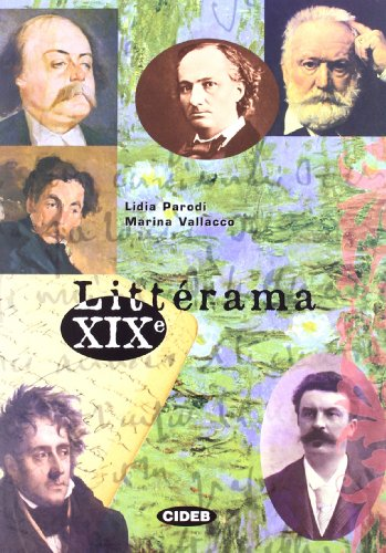 9788877543950: Litterama Xix+cd (Litterature) (English and French Edition)
