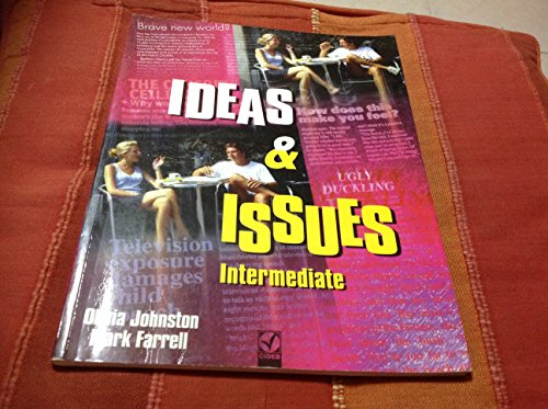 9788877544193: IDEAS AND ISSUES INTERMEDIATE + CD