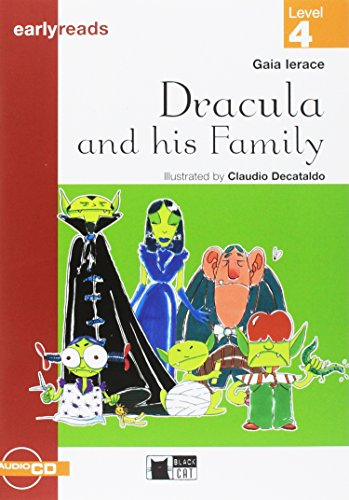 9788877544582: Dracula and His Family+cd (Earlyreads)
