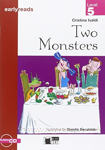 9788877544742: Two Monsters+cd (Earlyreads)