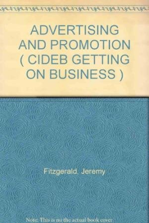 Getting on in Business: Pre-intermediate: Advertising and Promotion: Fitzgerald, Jeremy