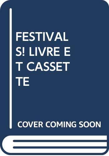9788877545749: Festivals! Con audiolibro (Primaria.English letture)