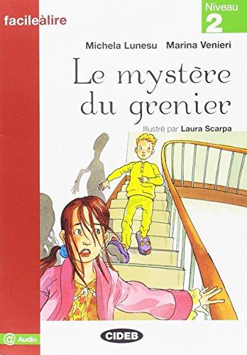 9788877545886: Facile a lire: Le mystere du grenier