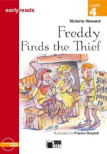Freddy Finds the Thief + audio CD: Victoria Heward