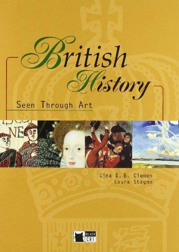 BRITISH HISTORY SEEN THOUGH ART.VICENS V: Clemen, Gina D.