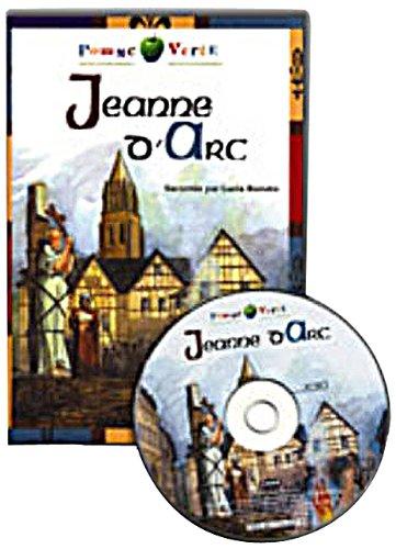 Jeanne d'Arc avec 1 CD audio - Lucia Bonato