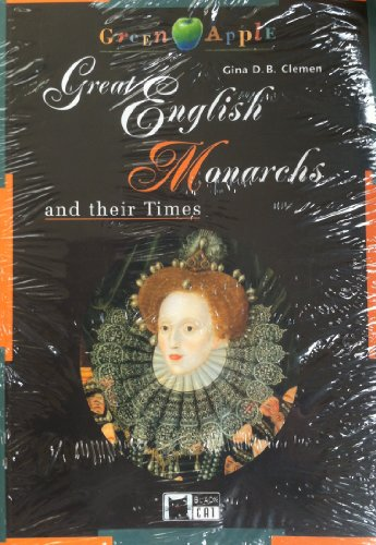 9788877547033: Great English Monarchs and Their Times: Step 2 (Green Apple: History)