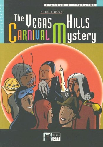 9788877547736: Vegas hills carnival mystery. Con audiolibro. CD Audio (Reading and training)