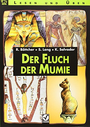 9788877547903: Der Fluch Der Mumie - Book & Cassette (German Edition)