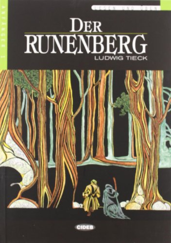 Der Runenberg+cd (Lesen Und Uben, Niveau Zwei).: Achim Seiffarth.