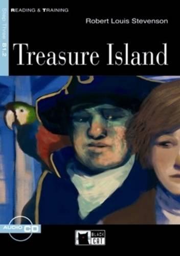 9788877548221: Treasure island. Con CD Audio (Reading and training)