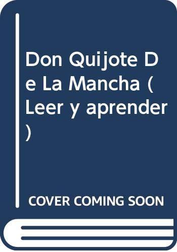 Don Quijote De La Mancha (Leer Y: de Cervantes, Miguel