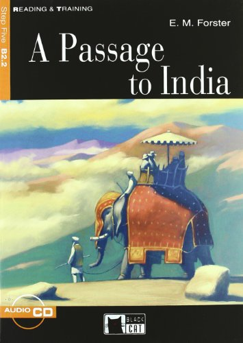 9788877549259: A Passage to India (Reading & Training) (Book & CD)