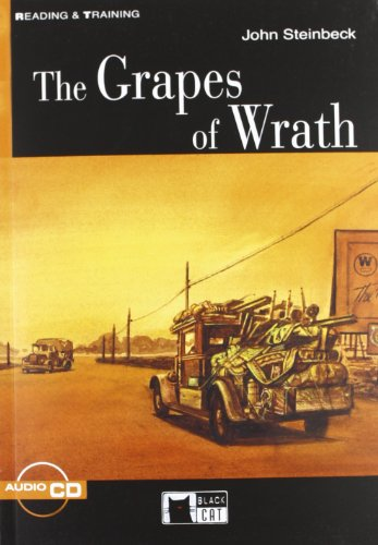 9788877549303: RT.GRAPES OF WRATH+CD
