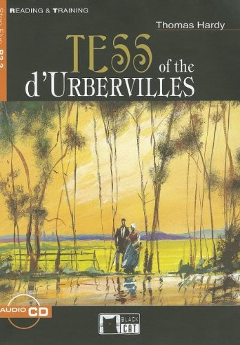 9788877549327: RT.TESS OF D'URBERVILLES+CD