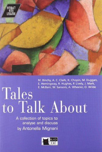 9788877549365: TALES TO TALK ABOUT+CD: Tales to Talk About + audio CD (Interact with literature)