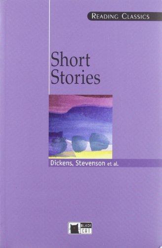 SHORT STORIES READING CLASSICS: VARIOUS DICKENS, STEVENSON,H.G.WELLS