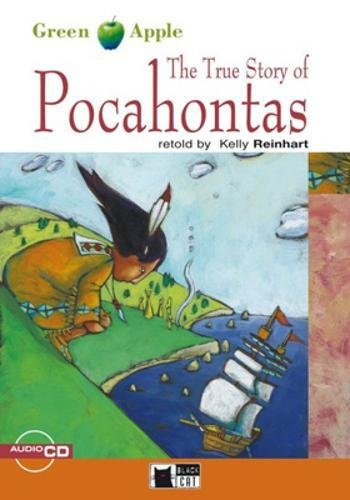 9788877549822: The True Story of Pocahontas (Green apple)